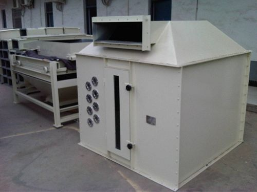 Cooler-for wood pellet