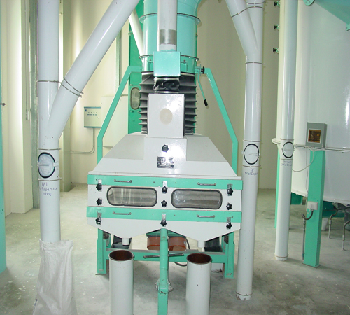 500t wheat flour mill